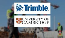 Trimble se asocia con la Universidad de Cambridge