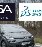 Group PSA elije a Dassaul Systemes como mejor proveedor